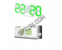Часы будильник Perfeo PF-663/5202