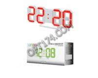 Часы будильник Perfeo PF-663/5201