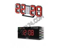 Часы будильник Perfeo PF-663/5197