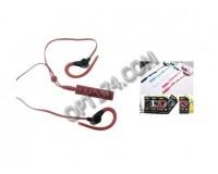 Наушники беспроводные - ST-005 внутриканальные (заушные), Bluetooth, заушная Bluetooth-гарнитура, коробка, цветные