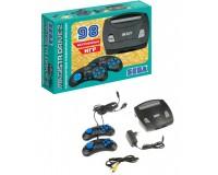 Приставка 16-bit Sega Magistr Drive 2 little + 98 игр