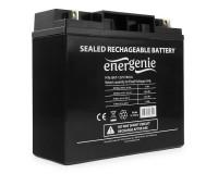 Аккумулятор для ИБП Gembird BAT-12V17AH/4 напряжение: 12В, емкость: 17 Ah