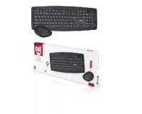 Беспроводной набор SmartBuy SBC-212332AG-K ONE USB Black