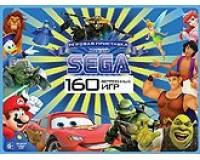 Приставка 16-bit Sega Magistr Drive 2 +160 игр (МУЛЬТ)