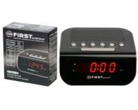 Радиочасы First FA-2406-1-BA дисплей 0.6