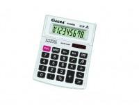 Калькулятор Gaona DS-928A настольный, 8 разрядный, серебристый