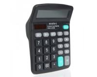 Калькулятор Kenko KK-837В настольный, 12 разрядный, размер 14, 5х12 см, черный
