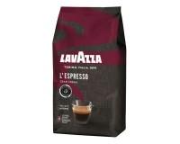 Кофе в зернах LAVAZZA 621149 Gran Crema 1000 г., натуральный, арабика 100%, средняя степень обжарки, вакуумная упаковка, 2485