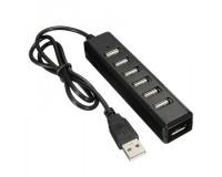 Концентратор USB (HUB) Орбита OT-PCR10 (HB-118) 7 портов USB 2.0