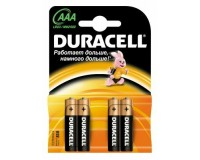 Батарейка Duracell LR3 BL 4 (CHINA)