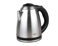 Чайник Atlanta ATH-2434 1500Вт. 1, 8л. металл, дисковый черный