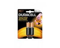 Батарейка Duracell LR6 BL 2 (CHINA)