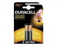 Батарейка Duracell LR3 BL 2 (CHINA)