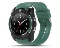 Часы Smart Орбита WD-10 SIM, TF, Bluetooth, ТОЛЬКО для Android-Телефонов, зеленые