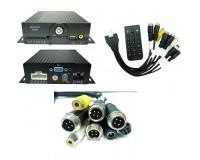 Автовидеорегистратор Орбита AV-37 без экрана, HD 1280х720 1MPix, 2xSD до 128 ГБ, питание 8-36В