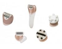 Эпилятор Бердск 4311 аккумуляторно- сетевой, 5 в 1:для эпиляции, массажа, бритья,