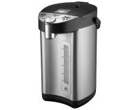 Чайник Atlanta ATH-2665 850Вт. 6л. металл, дисковый термопот черный