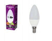 Лампа светодиодная Perfeo C37 7Вт 220В E14 4000K свеча