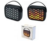 Акустическая система mini MP3 - MY552BT 5Вт Bluetooth, MP3, FM, microSD, microUSB, AUX-3.5мм встроенный аккумулятор 3.7V/1200 мА размер 15 х 12 х 4.5 см, цветная