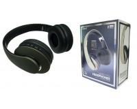 Наушники беспроводные - KD-23 полноразмерные, Bluetooth, FM, microSD до 32 Gb, коробка