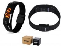 Часы наручные Skmei 1099 электронные (дата), пластик, подсветка