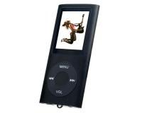 "Плеер Perfeo VI-M011 Black Music I-Sonic MP3 , цветной дисплей 1, 8"", материал корпуса алюминий, microSD, наушники"
