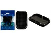 Держатель Blast BCH-595 Silicon для смартфона, нескозящий коврик, для авто, размер: 14, 5х9, 2 см., черный
