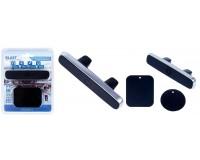 Держатель Blast BCH-113 AirVent Magnet для смартфона, навигатора, на решетку вентиляции, магнит (NdFeB N48), черный