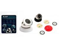 Держатель Blast BCH-625 Magnet для смартфона/навигатора, на панель, магнит, поворачивается на 360°, размер: 3х2, 3 см черный