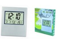 Часы Орбита 2803 настольные-настен, 2 х AA, температура, дата, 19, 5 х 17, 5см