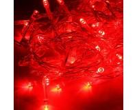 Гирлянда Космос KOC_GIR120LED_P 120 светодиодов розовый 12, 8 м. 6 Вт., 8 режимов мигания