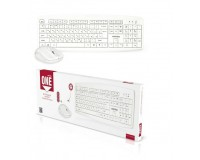Беспроводной набор SmartBuy SBC-212332AG-W ONE USB White