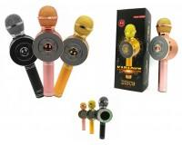 Микрофон WSTER WS-668 беспроводной, Bluetooth 4.0, аккумулятор 1800mAh