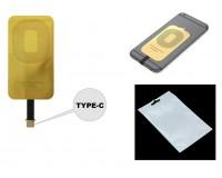 Адаптер для беспроводной зарядки Орбита GM-2 5В / 1000mA, Type-C