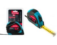 Рулетка измерительная 10мх25мм Smartbuy Tools MTP-1025P2 прорезиненныйкорпус, 2фиксатора, усиленныйзацеп