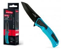 Нож складной Smartbuy HK-20P1 200 мм, EDC, лезвие 90 мм, кинжальное, сталь 420J2