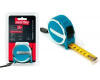 Рулетка измерительная 3мх16мм Smartbuy Tools MTP-316P3 пластиковыйударопрочный корпус, фиксатор, усиленныйзацеп, блистер с подвесом