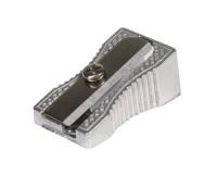 Точилка STAFF 226529 металлический корпус, клиновидная, картонная коробка
