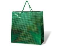 Пакет подарочный - HB-22/03 голограмма 45х33х10 см, см. ламинированный, цвет ассорти (601049)
