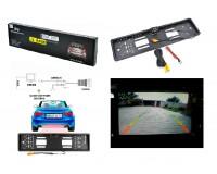 Автовидеокамера TDS TS-CAV11 (HAD-83) разрешение:420 ТВ линий; 628*582 рамка для номера, кабель подключения к дисплею - RCA 5.8м, Парковочные линии