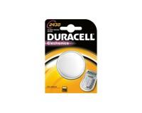 Батарейка. Duracell CR 2430 BL 1