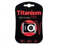 Плеер Perfeo PF-A4188 Titanium Lite MP3 Black , microSD до 32 Gb, блистер