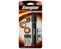 Фонарь Energizer X-FOCUS 1 LED 2xAA (в комплекте), 50 Lumens