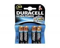 Батарейка Duracell LR6 BL 4 UltraPower