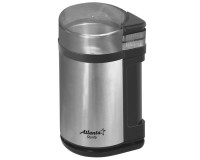 Кофемолка Atlanta ATH-3393 160 Вт, 85 г. кофе, Black