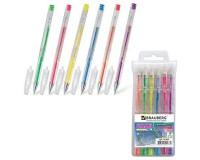 Ручка гелевая BRAUBERG 141034