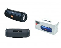 Акустическая система mini MP3 - DV-13 10Вт Bluetooth, MP3, FM, microSD, встроенный аккумулятор 3.7V/2000 мА размер 24.5 х11.2 x 11.8 см, цветная