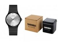 Часы наручные Skmei 1421 стрелочные, пластик, подсветка