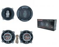 Автоколонки Pcinener TS-1685 3 полосы (коаксиальные), 40/500 Вт, диаметр 160 мм (6 дюймов), с решеткой, чувствительность 93дБ