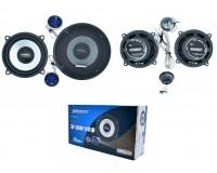 Автоколонки Pcinener TS-650 2 полосы (компонентная), 55/180 Вт, диаметр 160 мм (6 дюймов), твитер 40 мм с решеткой, чувствительность 90дБ